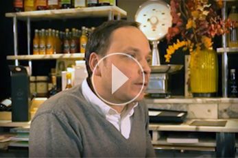 INTERVIEW WITH THE MASTER CHEF RESTAURATEUR OTIS Lebert , YELLOW TAXI RESTAURANT.